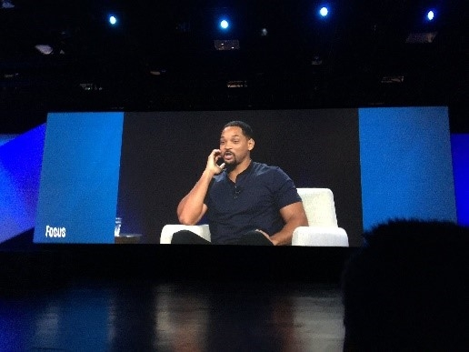 Will Smith at LPL Conference