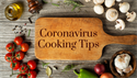 Coronavirus Cooking Blog
