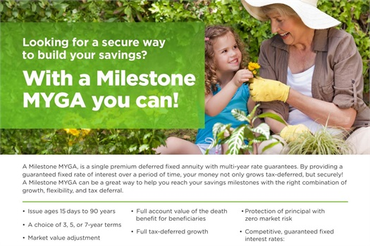 Looking for a secure way to build your savings?