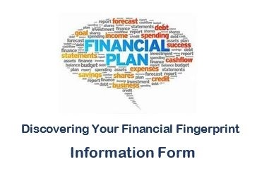 Financial Plannning Form