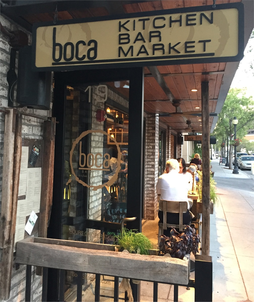 Boca Kitchen Bar And Market: A Masterful Farm-To-Table