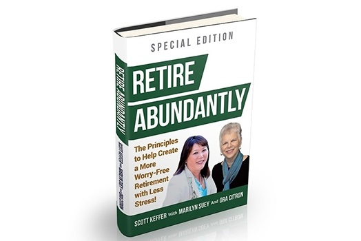 <b>New Retirement Planning Book from The Diamond Group Wealth Advisors Outlines Five Key Principles to Strive to Live Your Best Life</b> <b>Marilyn Suey, Ora Citron and Scott Keffer Share Four Hidden Risks to Avoid in Retirement</b>
