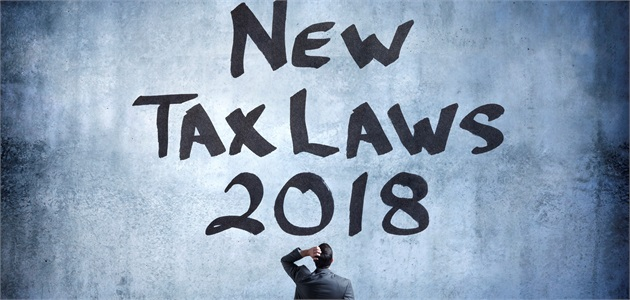 New tax laws for individuals and business owners