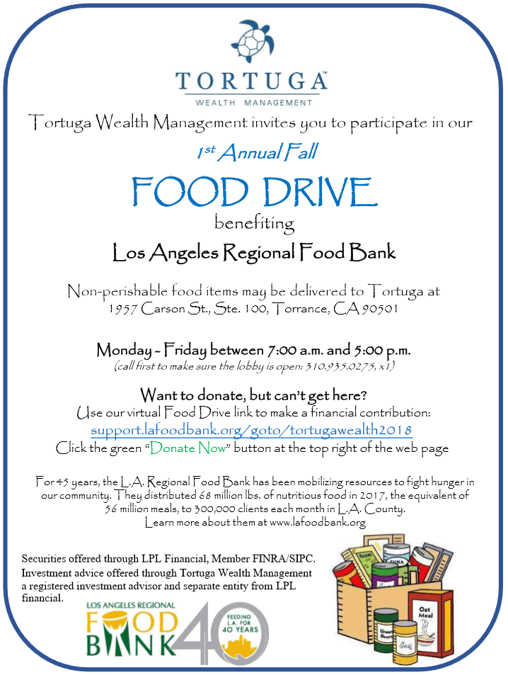 Past Events | Tortuga Wealth Management