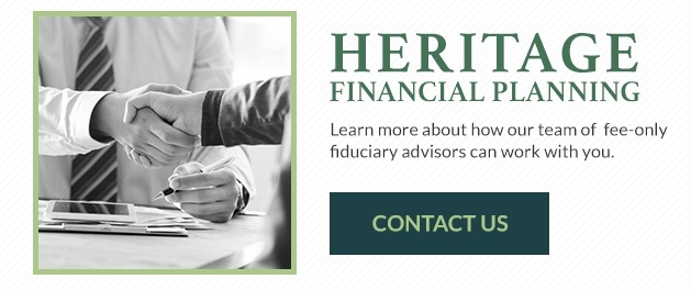 contact heritage financial planning in atlanta