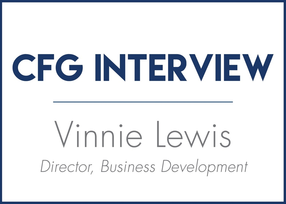 7 Questions with Vinnie Lewis