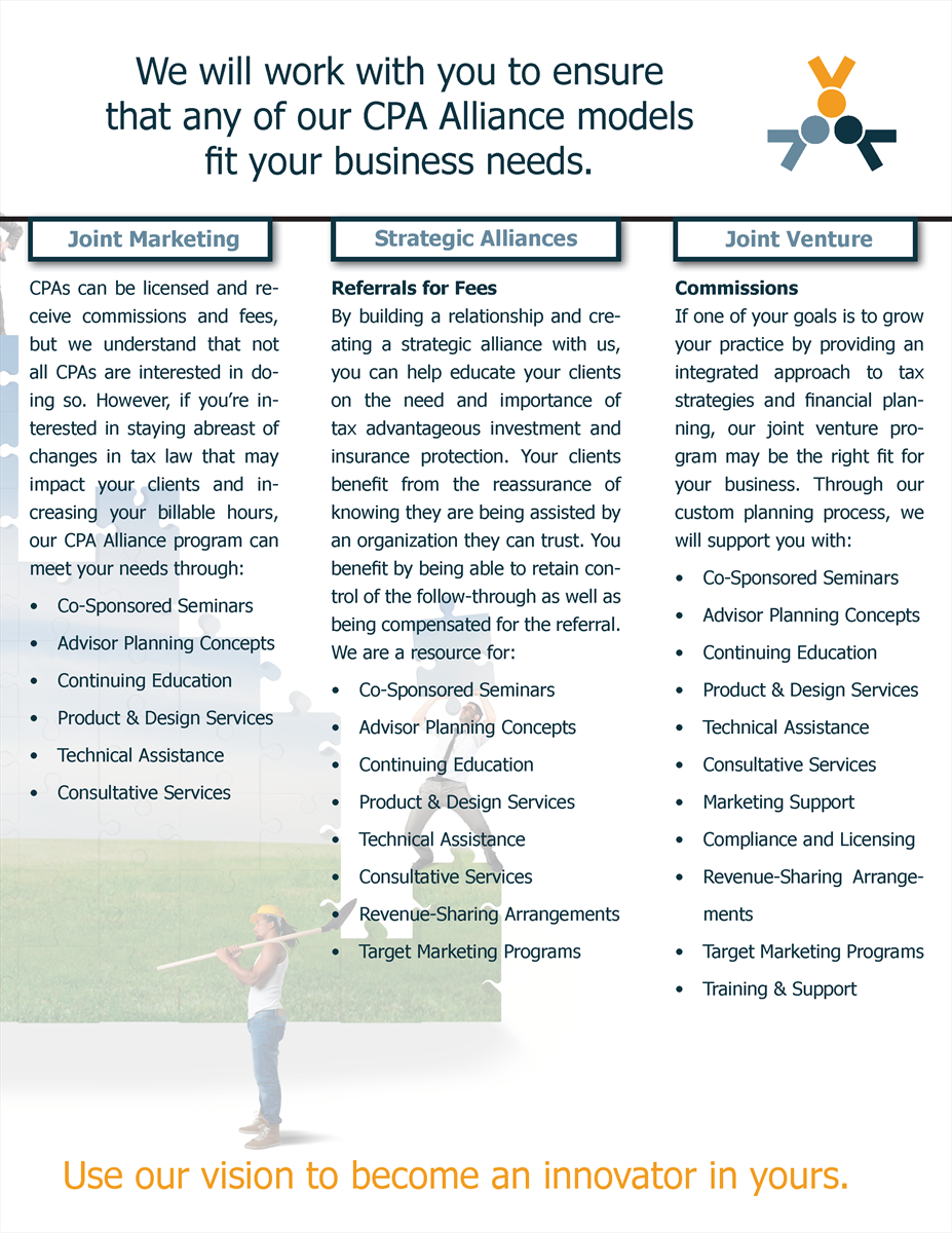 Alliance Program That Fits Your Business