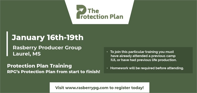 January Protection Plan Training