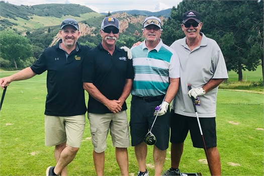 Colorado Professional Fire Fighters Foundation Tournament