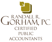 Randy Gorham, CPA PC Home