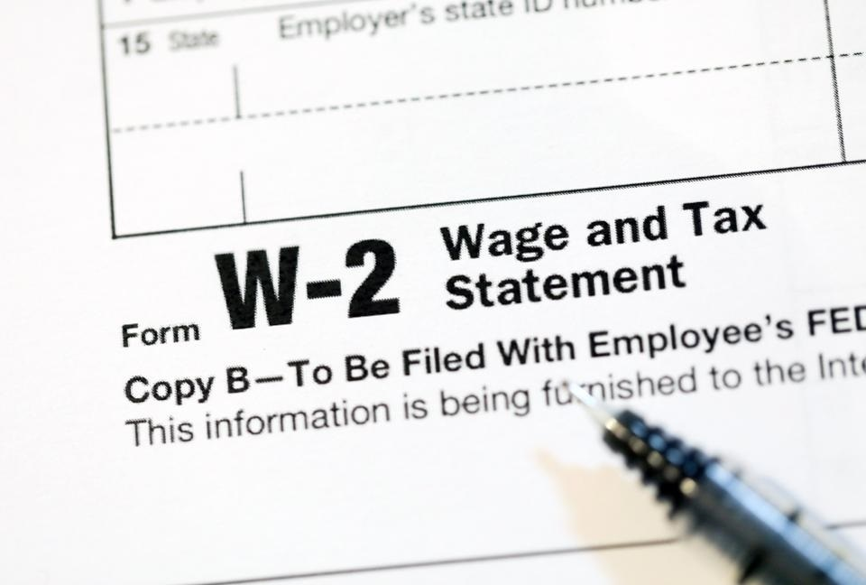 As Tax Season Opens Irs Issues Reminders About W 2 Identity Theft