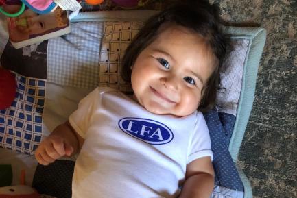 Check out one of Legacy's CUTEST clients!