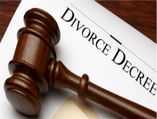 Analysis of Divorce Financials
