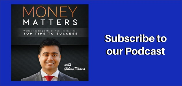 Money Matters Top Tips with Adam Torres
