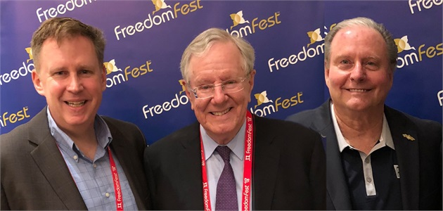Our Steve Forbes Interview
