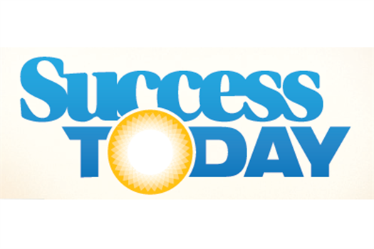 FEATURED IN: Success Today