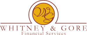 Whitney Gore Financial Home