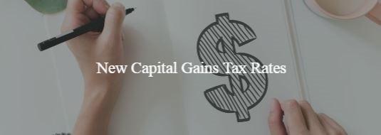 New Capital Gains Tax Rates   ISC Financial Advisors
