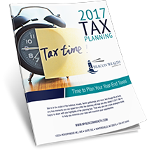 2017 Tax Planning - Beacon Wealth Advisors