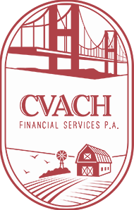 Cvach Financial Services, PA Logo