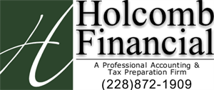 Holcomb Financial Home