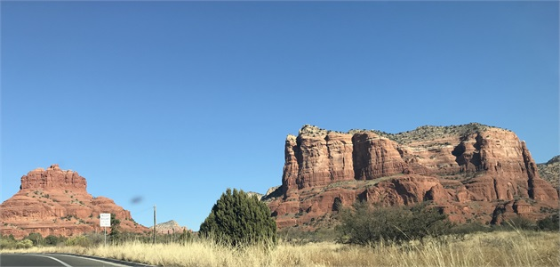 New Location in Sedona