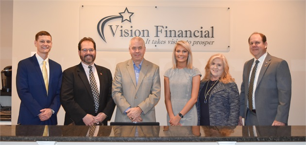 Your Vision Financial Team