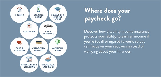 Where Does your Paycheck Go?