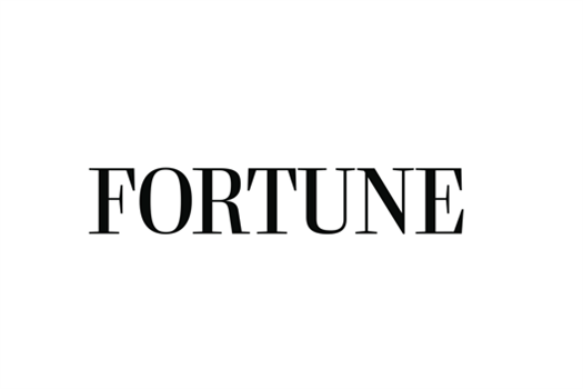 FEATURED IN: Fortune Magazine
