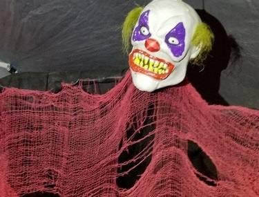 After the Prisoner Room, the Crazy Clowns are next