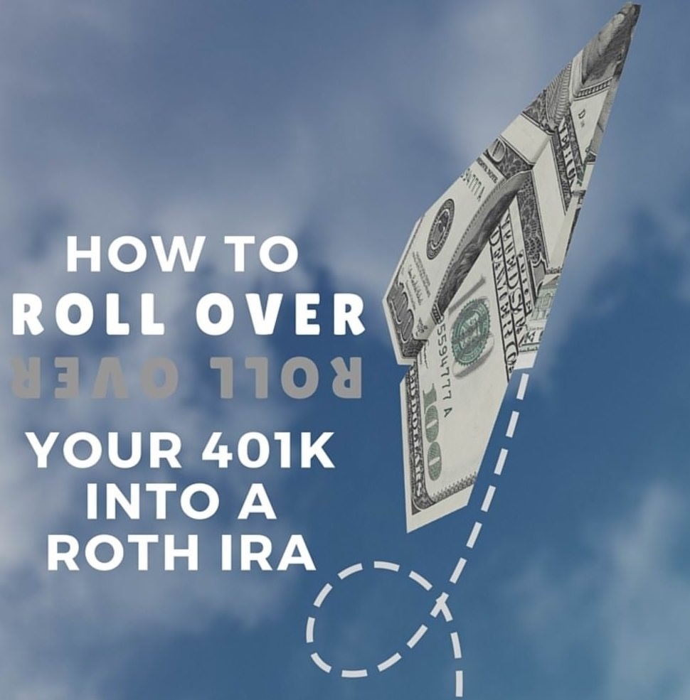 How to Roll From a Qualified 401K to a Roth IRA advise