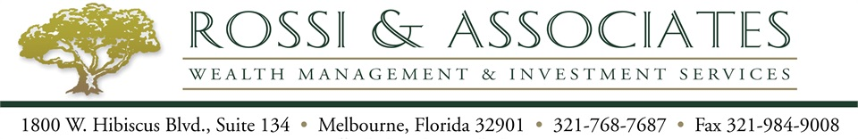 Rossi and Associates / Wealth Management Services Home