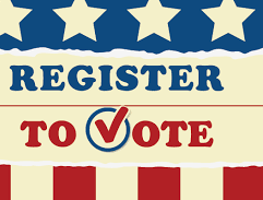 NATIONAL VOTER REGISTRATION DAY   September 22, 2020