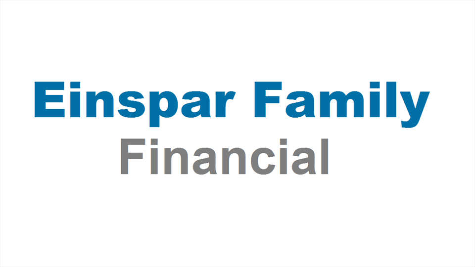 Einspar Family Financial Home