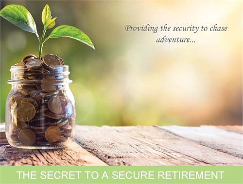 The Secret to a Secure Retirement