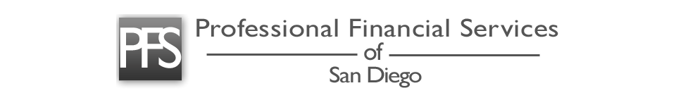 Professional Financial Services of San Diego Home