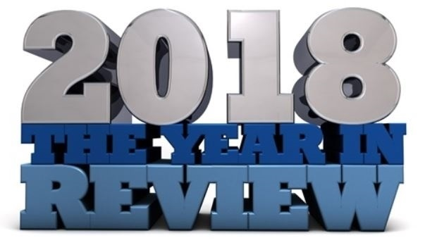 2018:  The Year in Review