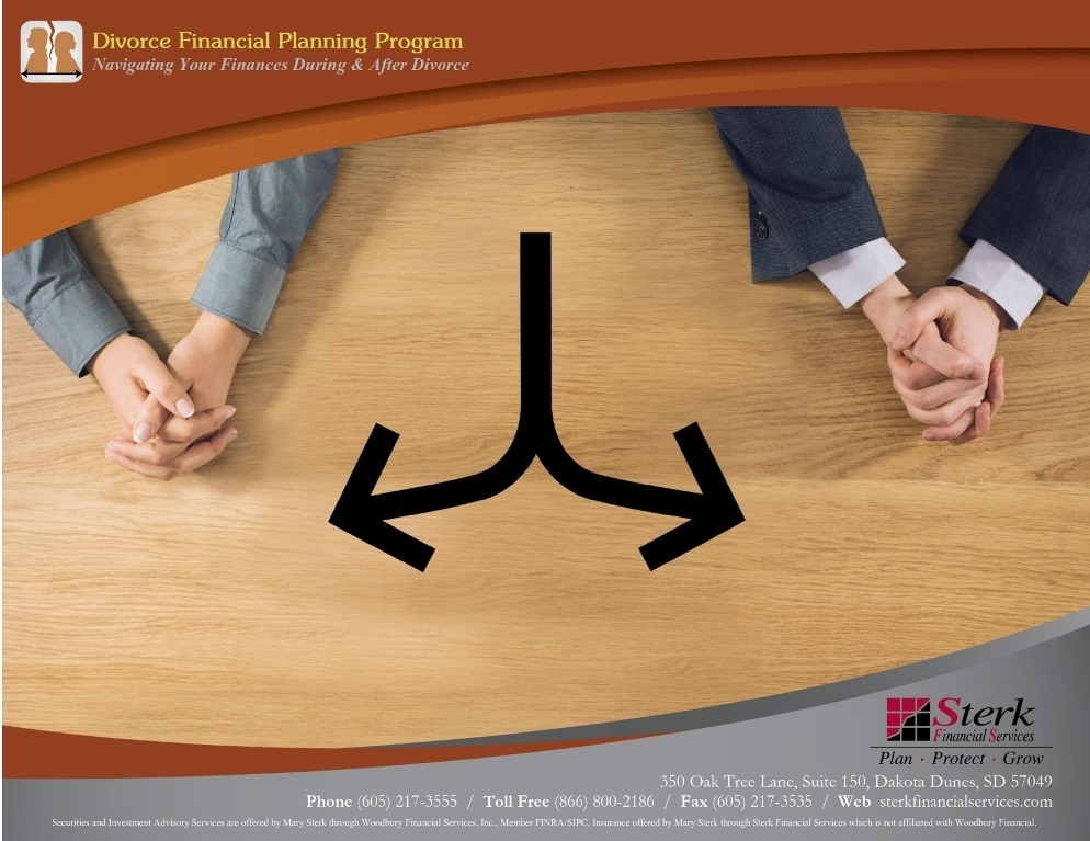 Divorce financial planning program sterk financial ending a marriage can be one of the most emotional and financially impactful decisions a person ever makes our divorce financial planning program helps our solutioingenieria Image collections