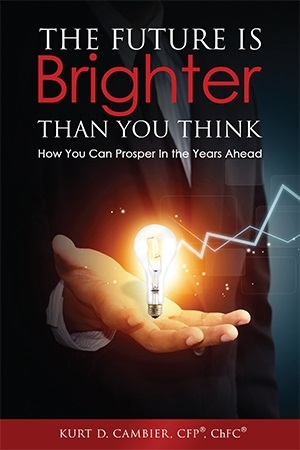 Kurt Cambier - The Future is Brighter Than You Think Book