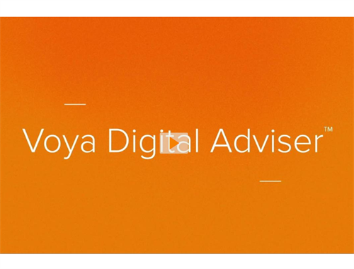 Voya Digital Adviser ™