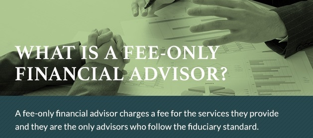 what is a fee-only financial advosor