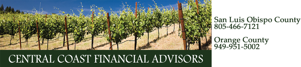 Central Coast Financial Advisors Home