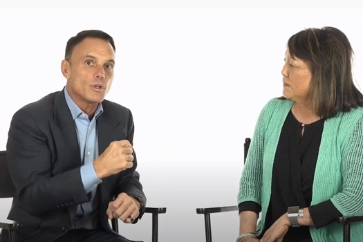Marilyn's Interview with Kevin Harrington