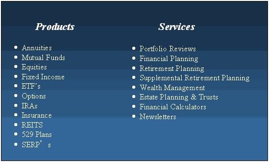 Member Investment Programs