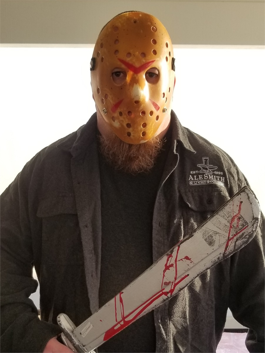 JASON IS ON THE LOOSE!!!