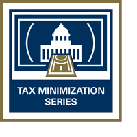 Tax Minimization Napa Valley, California. Kelly Crane, Wealth Management.
