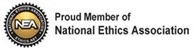 Proud Member of National Ethics Association