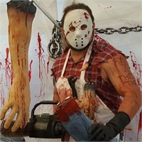 The Butcher (AKA Fireman Jake) **Haunting years 2016 - 2017, 2019