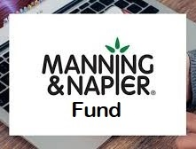 Manning & Napier Fund Account
