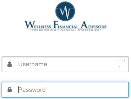 Wealth Management Website Financial Planning Client